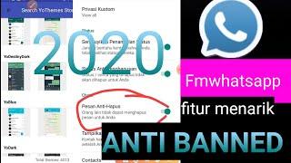 Fm whatsapp versi terbaru 2020
