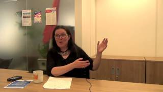 Update from Ireland: Paula Geraghty of Trade Union TV