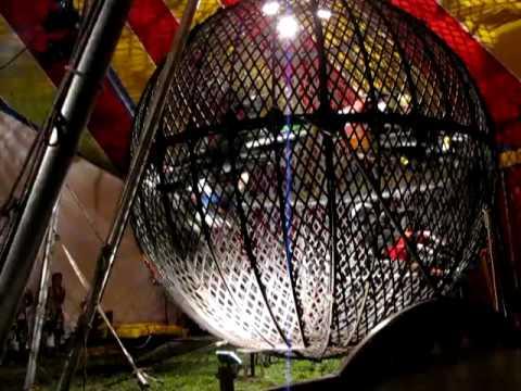 magic circus of samoa 2009  5 motos