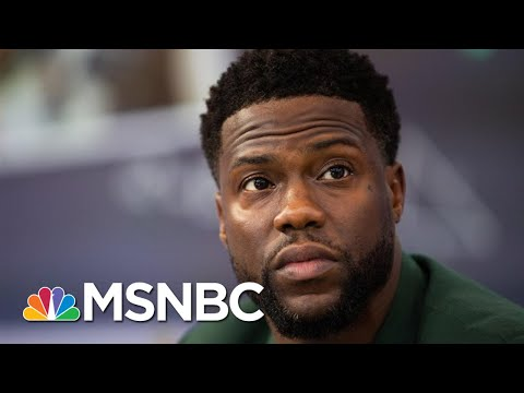 Kevin Hart Talks to Ari Melber About New Book 'The Decision,' Comedy, COVID & 'Jogging While Black'