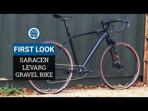 "The Saracen Levarg | ""Gravel"" Backwards & We're Triggered By This"