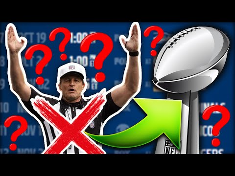 Can You Believe This Super Bowl Winning Team Went FIVE STRAIGHT Games Without A Touchdown... HOW?