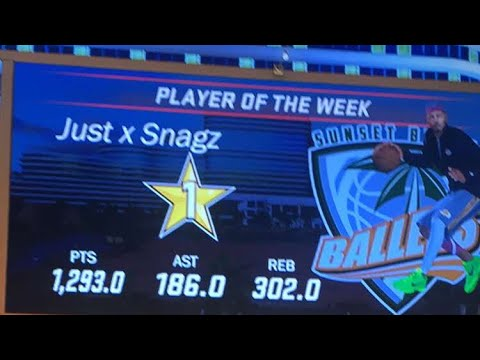 I Got Player Of the Week I'm on the leaderboard 😱