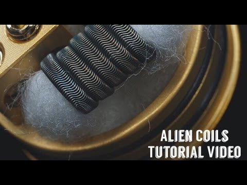 Video Tutorial Alien Coil