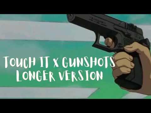 Touch it x gunshots Longer version (tiktok remix) busta ryhmes EA7 (deep remix) lyrics