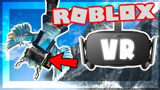 WHAT IS ROBLOX LIKE IN *VR?* | Roblox Gameplay Compilation