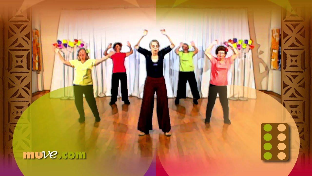 Senior Fitness Exercises activities for senior citizens