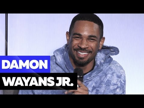 Damon Wayans JR On Monique, Trump Jokes  His Past Knockouts