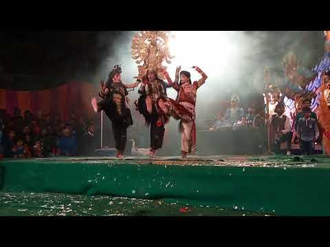 Kali Mata jagran Janki mahakumb arts haryana tinku sharma