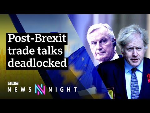 Brexit: What difference does a trade deal make? - BBC Newsnight