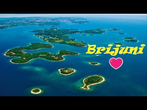 Brijuni Islands - National Park Brijuni , Istria , Croatia