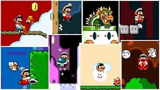 Super Mario World - 8 Trials Await