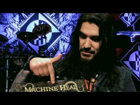 MACHINE HEAD - Robb Flynn B&D Bundle Run Down