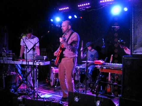 Wave Machines 'Wave if you are really there' on live @ the Bodega Social Nottingham 5/02/13 mp3