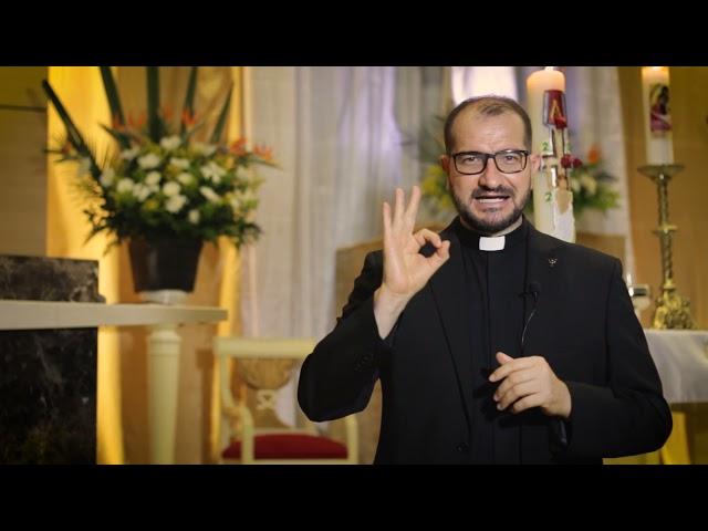 Invitación Semana de la Familia - Pbro. Hernando Uribe Moreno