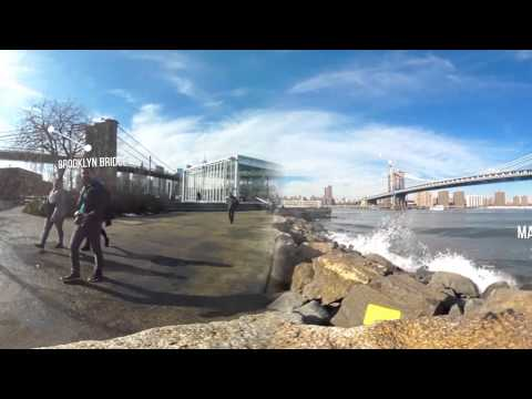 Brooklyn Waterfront 360 Experience