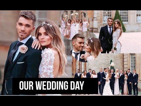 OUR WEDDING DAY l Chloe Lloyd & Josh Cuthbert (The Lloyd-Cuthberts)