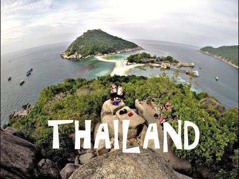 Epic Thailand Adventure Trip 2017 | GoPro Travel