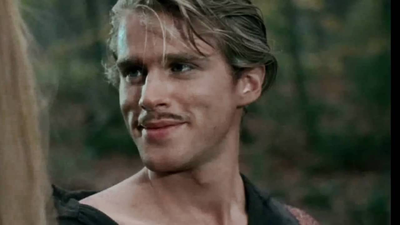Princess bride - Westley, amazing beau...Cary Elwes - YouTube