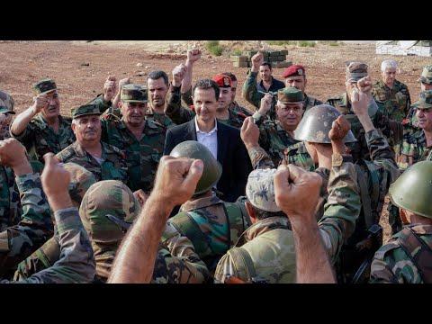 قوات النظام السوري تستعيد السيطرة على بلدة كفرنبل في جنوب محافظة إدلب  - نشر قبل 3 ساعة