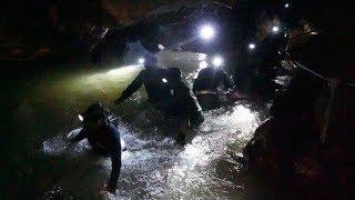 Diving expert explains challenges of Thailand cave rescue