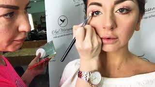 Ольга Боровская/ Ольга Марьясова/ Olga Borovskaya/ свадебный макияж/ Olya Mila make up