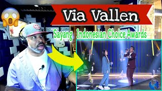 Download lagu Via Vallen   Sayang   Indonesian Choice Awards 5.0 NET - Producer Reaction