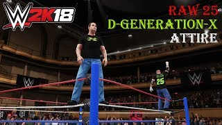 60 SUBS! WWE 2K18 - How To Create The