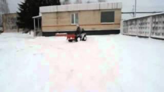 видео Снегоотвал для квадроцикла, купить снегоотвал