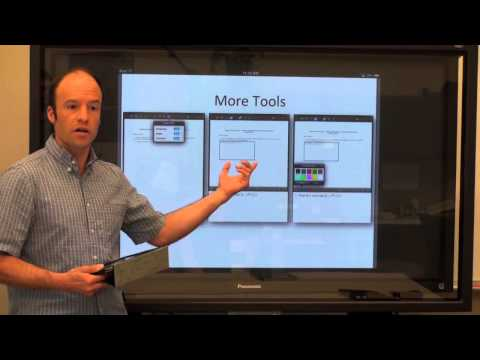 Using iPads to enhance online Math Courses