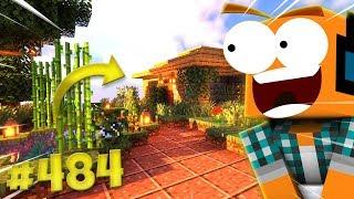 """Minecraft #484 - """"Podniebny dom!"""""""