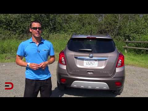 Here's The 2013 Buick Encore Review On Everyman Driver