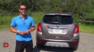 2013 Buick Encore Review on Everyman Driver