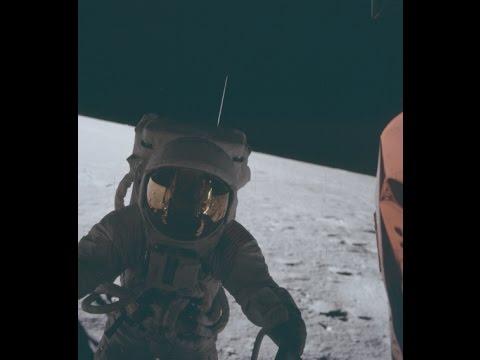 Apollo 12 - Moonwalking (Full Mission 17)
