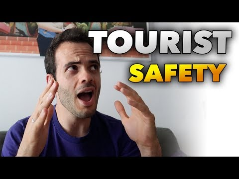 BARCELONA SAFETY TIPS 2017 - IS BARCELONA SAFE FOR TOURISTS?