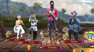 RANKED MATCH SQUAD |Garena Free Fire Live |INDIA