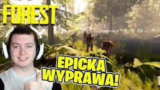 THE FOREST MULTI #10 - EPICKA WYPRAWA! | VERTEZ, ULAŚKA