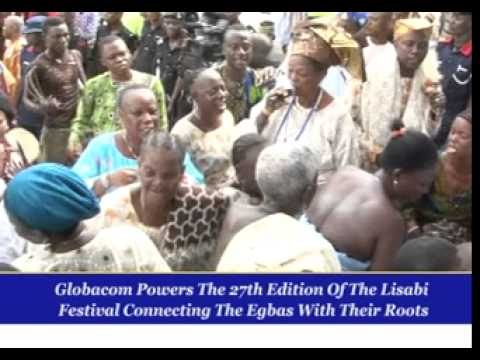 THE GREATEST LISABI FESTIVAL OF THE EGBA PEOPLE OF SOUTH WEST NIGERIA IN FOCUS