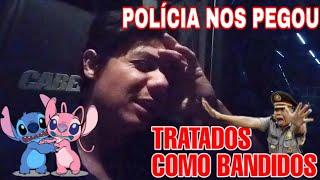 POLÍCIA RODOVIÁRIA PEGOU A GENTE... VEJA O QUE ELA FEZ!! 😭