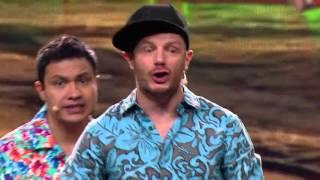 """Playback """"Muerte en Hawai"""" - FACUNDO Y LUISITO REY - PARODIANDO"""