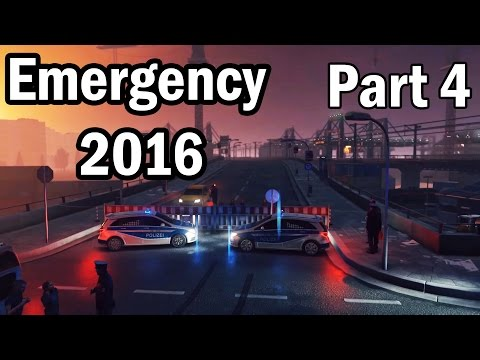 Emergency 2016 Gameplay - Hamburg - Fear of the Plague