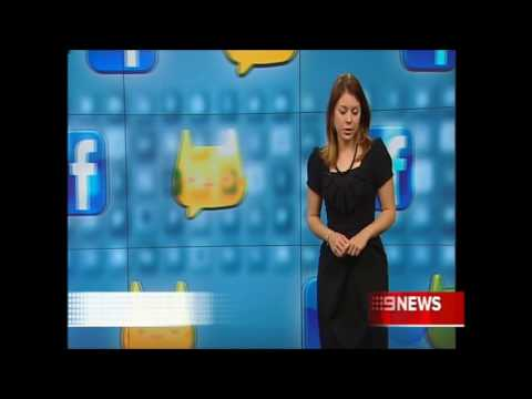 Paul Litherland Discusses Meow Chat With Channel 9's Estelle Lewis.