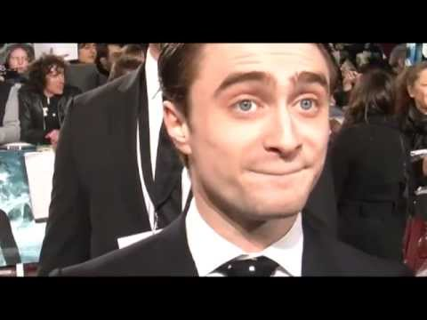 The Woman in Black World Premiere - Actor Interviews