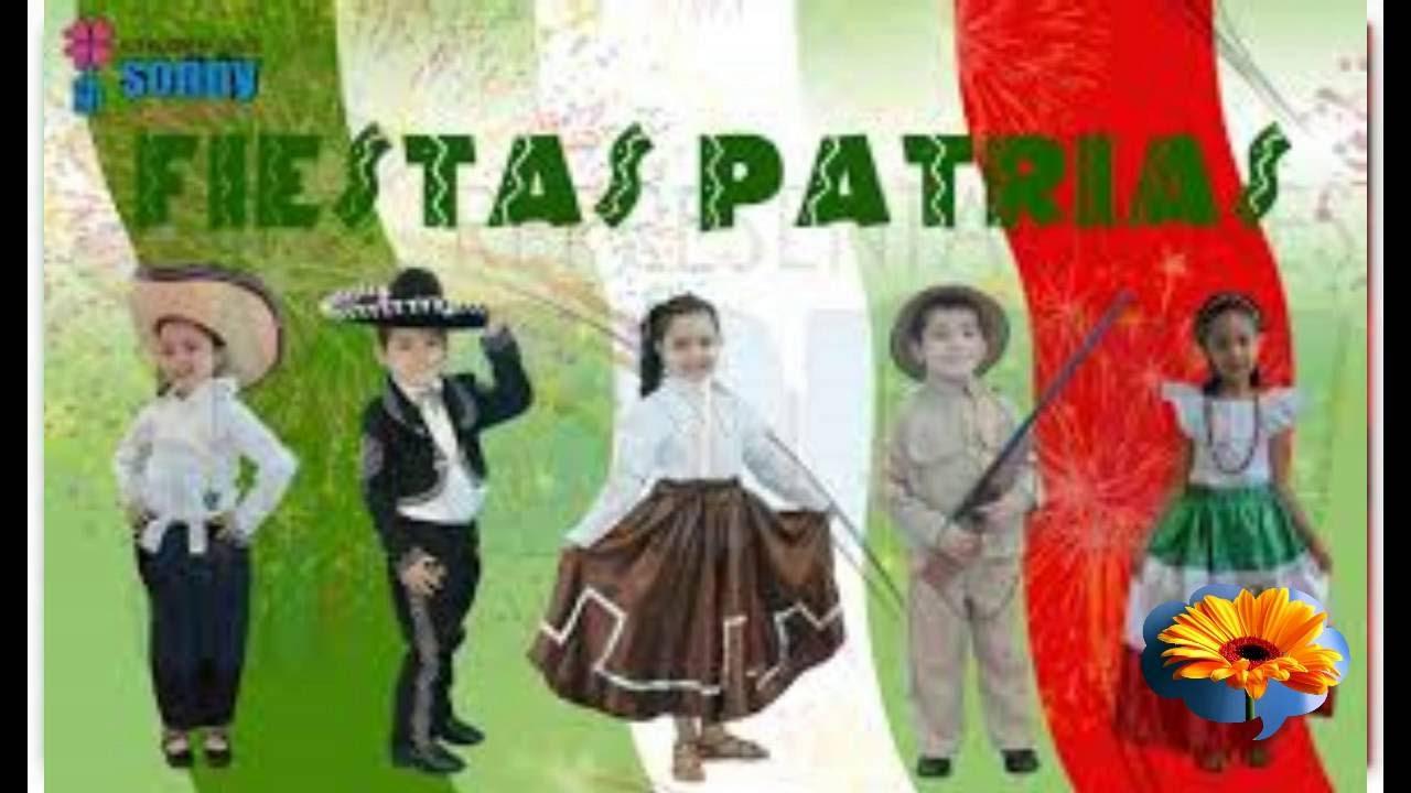 30 Disfraces De Fiesta Mexicana15 De Septiembrefiestas Patrias