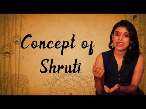What is Shruthi? | Pratibha's Music eCademy