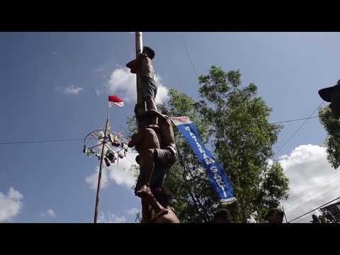 Panjat-Panjatan Pinang dan bambu,,gokil//Kec. NgLIPAR//GUNUNGkidul ACTIVE