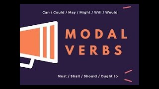 how to use modal verbs