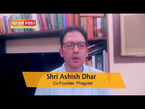 HinduPost Interviews Ashish Dhar, Founder of Pragyata.com