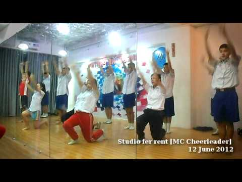 MC Cheerleader [ Practice @ DZ-Pantip ]