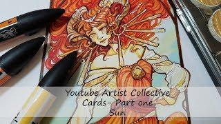 Baixar Youtube artist collective - Tarot- The Sun